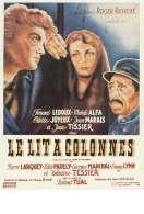 Affiche du film Le Lit a Colonnes
