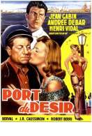 Affiche du film Le port du d�sir