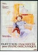 Affiche du film Partition inachev�e pour piano m�canique