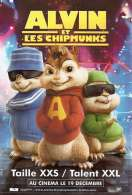 Affiche du film Alvin and the Chipmunks