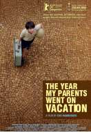 Affiche du film L'Ann�e o� mes parents sont partis en vacances