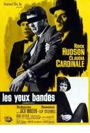 Affiche du film Les Yeux Bandes