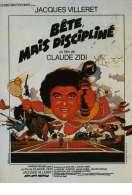 Affiche du film Bete Mais Discipline