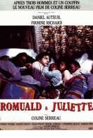 Affiche du film Romuald et Juliette