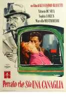 Affiche du film Dommage que tu sois une canaille