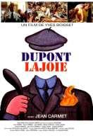 Affiche du film Dupont Lajoie