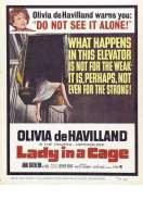 Affiche du film Une Femme dans Une Cage