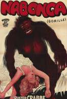 Affiche du film Nabonga le Gorille