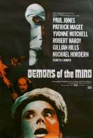 Affiche du film Demons Of The Mind