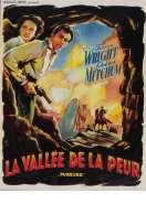 Affiche du film La vall�e de la peur