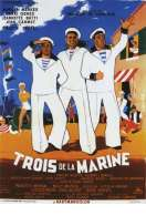 Affiche du film Trois de la Marine