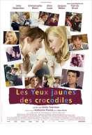 Affiche du film Les Yeux jaunes des crocodiles