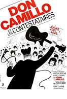 Affiche du film Don Camillo et les Contestataires