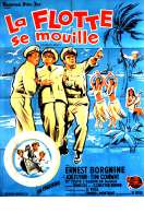 Affiche du film La Flotte se Mouille