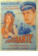 Affiche du film L'emigrante