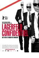 Affiche du film Lagerfeld Confidential