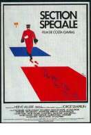 Affiche du film Section sp�ciale
