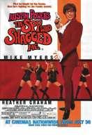 Affiche du film Austin Powers, l'espion qui m'a tirée