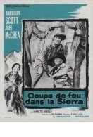 Affiche du film Coups de feu dans la sierra