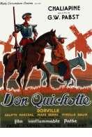 Affiche du film Don Quichotte
