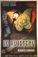 Affiche du film Le Ruisseau
