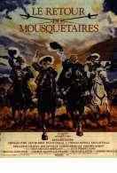 Affiche du film Le Retour des Mousquetaires