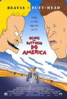 Affiche du film Beavis et Butt-Head se font l'Am�rique