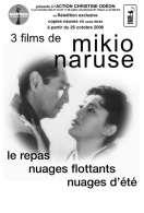 Affiche du film Nuages d'�t�