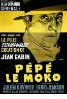 Affiche du film P�p� le Moko