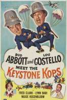 Affiche du film Abbott And Costello Meet The Keystone