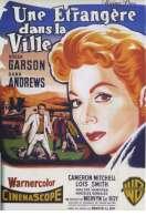 Affiche du film Une Etrangere dans la Ville