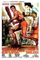 Hercule contre les tyrans de Babylone, le film