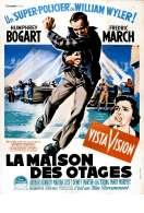 Affiche du film La maison des otages