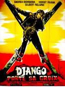 Affiche du film Django porte sa croix