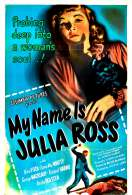 My name is Julia Ross, le film