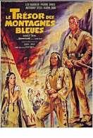 Affiche du film Le tr�sor des montagnes bleues