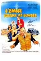 Affiche du film L'emir Prefere les Blondes