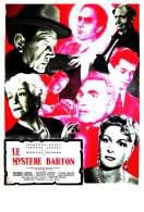 Affiche du film Le Mystere Barton