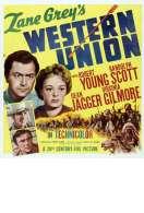 Affiche du film Les Pionniers de la Western Union