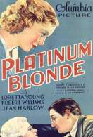 Affiche du film Platinum blonde