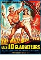 Affiche du film Les Dix Gladiateurs