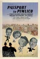 Affiche du film Passeport pour Pimlico
