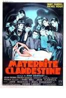 Affiche du film Maternit� clandestine