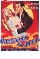 Une Femme Sans Amour, le film