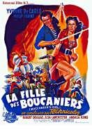 Affiche du film La Fille des Boucaniers