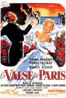 Affiche du film La valse de Paris