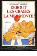 Affiche du film Debout les Crabes la Mer Monte