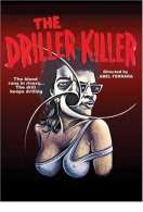 Affiche du film Driller killer