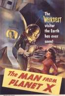 Affiche du film The man from planet X
