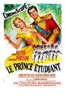 Affiche du film Le Prince Etudiant